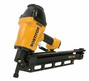 Bostitch Framing Nailer, Round Head, 1-1/2-inch To Bostitch Gold And Black