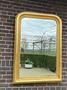 Classic French Louis Xvi Style Mirror In Gold - Made To Order