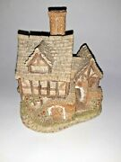 David Winter The Bakehouse Village Cottage Hand Painted Great Britain 1983