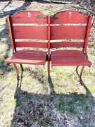 Boston Garden Seats - One Of A Kind Collectible - Home Of The Bruins And Celtics