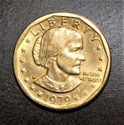 Vintage United States 1979 Susan B Anthony One Dollar Coin