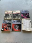 Briggs And Stratton Small Engine Repair Manuals Lot