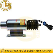 12v Transicold Linear Speed Solenoid 10-01178-04 For Carrier 2-way Connector