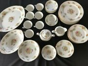 Aichi China Made In Occupied Japan Stamped 52 Pc. Set Serving For 8