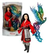 Disney Limited Edition Mulan Doll 17 New Nrfb Live Action In Shipper
