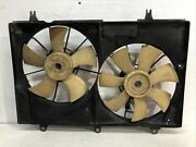 ✅ 2004-2006 Cadillac Cts Radiator Condensor Fan Motor Assembly Oem Used ✅