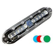 Shadow-caster Scm-10 Color Changing Led Underwater Light W/20and039 Cable - 316 Ss