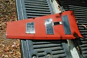 65 66 Mustang Fastback Inside Rear Vent Panel Original Ford Top Show Quality