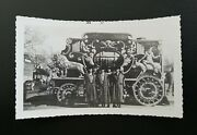 Howes Great London Shows Antique Circus Vintage Photo Of Women By Carved Wagon