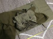 Wwii Us M1936 Inf.175 Haversack Bag Mussett Original ..no Reproduction Here.
