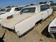 1966 Oldsmobile Ninety Eight 98 4dr Left Door Hinge Parting Out Complete Car