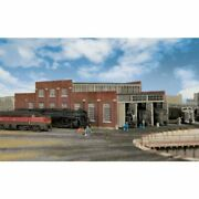 Walthers Cornerstone 933-3261 - Modern Roundhouse Add-on Stall - N Scale
