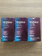 Womenand039s Rogaine Foam Hair Regrowth Treatment 8 Month Supply Exp 12/21 And 10/22
