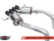 Awe Tuning Touring Edition Exhaust Fits 2017-2019 Chevrolet Corvette Grand Sport