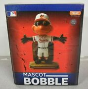 Baltimore Orioles Forever Collectibles Mascot Bobblehead Brand New In Box Bc2617