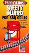 Propane Natural Gas Grill Hose Safety Guard