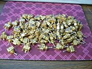 Large Lot Mini Toggle Switch Allied Spdt On-off 2 Position Ts-3 Pulls-shelf--d
