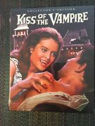 Kiss Of The Vampire-1964 Scream Factory Collector's Edition Blu-ray W/ Slip