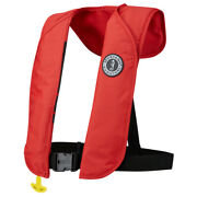 Mustang Mit 70 Inflatable Pfd Automatic - Red