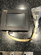 Baker Electronics Monitor Mt 6.5 Display 990-6611-002 As Removed/ Core / Parts