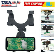 Car Rearview Mirror Mount Stand Holder Cradle-car Accessories For Cell Phone Gps