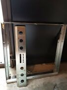 Smeg Oven Front Control Panel And Frame