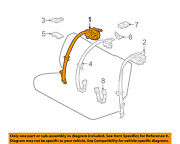73360-53140-a0 Toyota Belt Assy Rear Seat 3 Point Type Outer Rh 7336053140a0