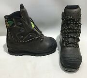 Haix Protector Xtreme Chainsaw Arborist Gore-tex Safety Boots Men 5.5