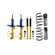 Bilstein B12 For 2003 Mercedes-benz Clk320 Base Front And Rear Suspension Kit -