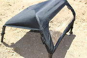 Durable Polaris Rzr800 Rzr 800 Xp900 570 Soft Top And Rear Window Cover 08-14