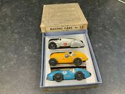 Dinky Toys Prewar Racing Cars Set 23 Including Auto Union Mercedes Speed Of Wind