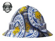 Hydrographic Mining Safety Hard Hat Construction Industrial Leicester City Wide