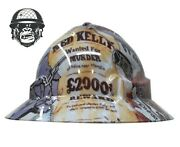 Hydrographic Mining Safety Hard Hat Construction Industrial Ned Kelly Wide