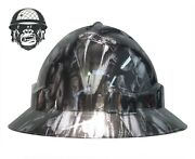 Hydrographic Mining Safety Hard Hat Construction Industrial Python Wide