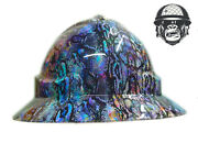 Hydrographic Mining Safety Hard Hat Construction Industrial Scales Wide
