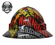 Hydrographic Mining Safety Hard Hat Construction Industrial Sparky Wide