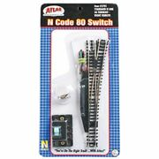 Atlas 2705 - Standard 6 Right Switch Remote Code 80 - N Scale