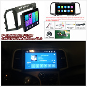 9and039and039 Android 10.1 Stereo Radio Gps Navigation Fm Wifi For Toyota Venza 2008-2016