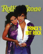And Vanity 1983 Rolling Stone Magazine Cover Poster Print