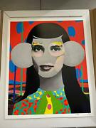 Paul Insect A Lasting Look Silver Print - Allouche Gallery Edition Of 15 Rare