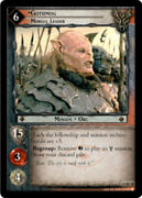 Lotr Tcg Treachery And Deceit Near Complete Set 139/140 Cards Mint To Played