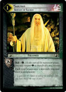 Lotr Tcg Rise Of Saruman Near Complete Set 139/140 Cards Nm To Gem Mint Cond