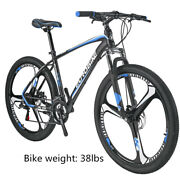 Mountain Bike Aluminum Frame 27.5and039and039 Wheel For Adult 21speed X5 3 Spoke Wheel