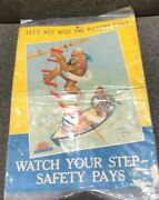 Lawson Wood Letand039s Not Miss The Victory Boat Watch Your Step