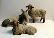 Willow Tree The Christmas Story Gentle Animals Of The Stable Figurines Figures