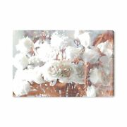 The Oliver Gal Artist Co. Floral And Botanical Wall Art Canvas Prints 'rose F...