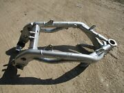 Triumph Frame Chassis Q Plate With Uk Log Book