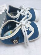 Disney Store Mickey Mouse Shoes 6-12months Disney Baby Brand New