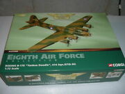 Corgi Boeing B-17e Flying Fortress Yankee Doodle 172 Scale Diecast Us33304