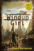 The Windup Girl Paolo Bacigalupi Sci Fi New World Fiction Robot Android Climate
